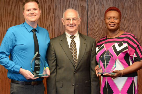 <i>VGCC honors faculty, staff with awards</i>