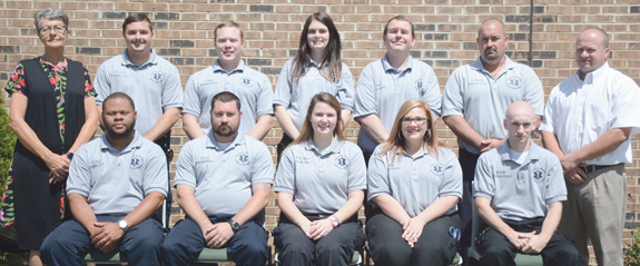 <i>VGCC honors 10 who finished EMT, Paramedic training</i>