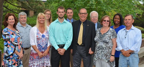 <i>Two VGCC students awarded Mike Bradley scholarships</i>
