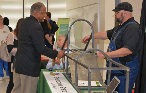 <i>VGCC showcased at community college awareness event</i>
