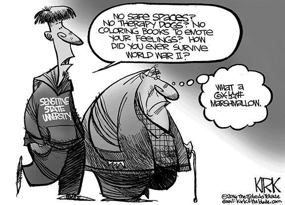 Editorial Cartoon: WW2