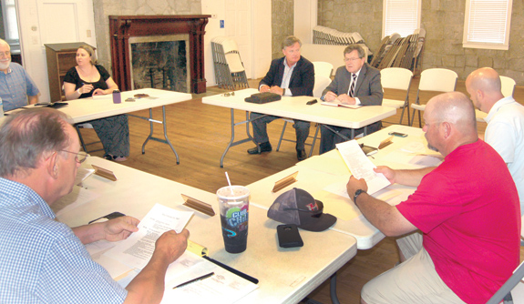 Youngsville ponders leadership decisions