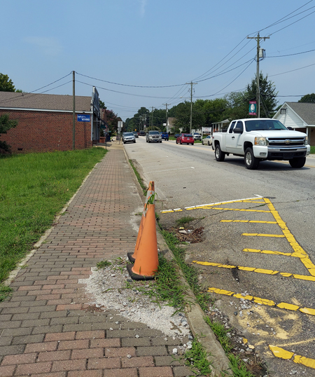 <i>If county says 'go,' Youngsville is ready with downtown project</i>
