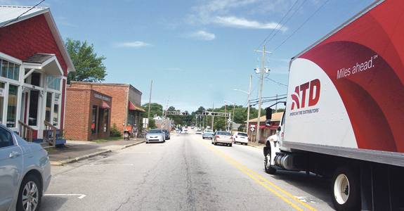 <i>Youngsville moves ahead on Main Street project</i>